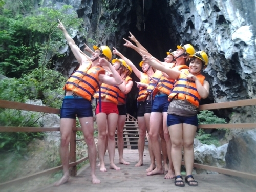 Phong Nha Cave And Paradise Cave Tour